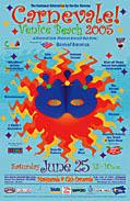 Venice Carnevale Poster Design Contest Winner
